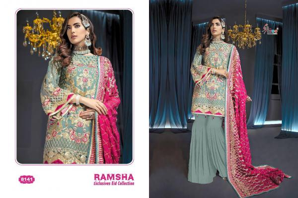Shree Fabs Ramsha Exclusives Eid Collection 1941-1948 Series