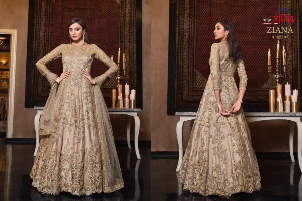 Vipul Fashion Ziana 4623 Colors