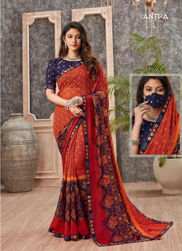 Antra Saree Navrang 68201-68212 Series