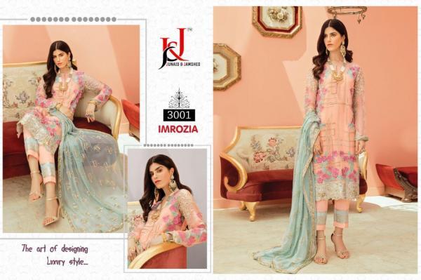 J&J Imorzia 3001-3004 Series