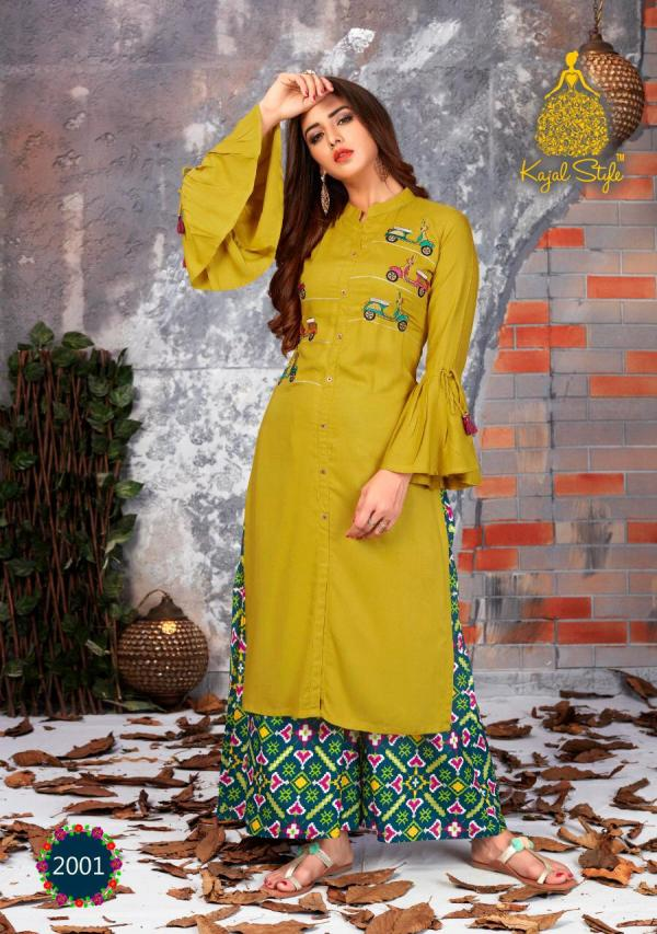 Kajal Style Fashion Label Vol-2 2001-2008 Series