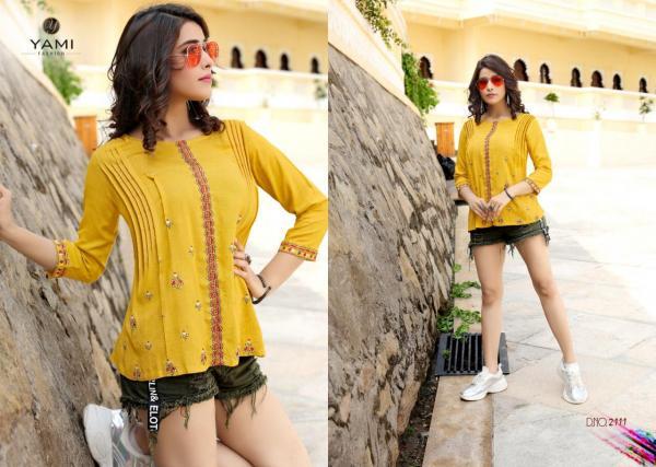 Yami Fashion Topsy Vol-6 2111-2119 Series