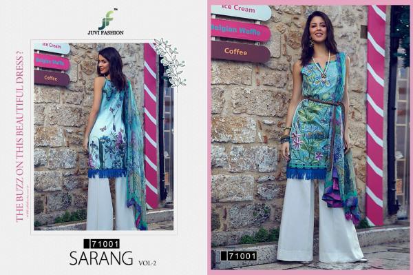 Juvi Fashion Sarang Vol-2 71001-71005 Series
