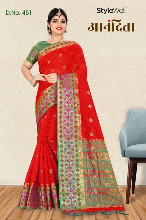 Style Well Anandita 451-458 Series