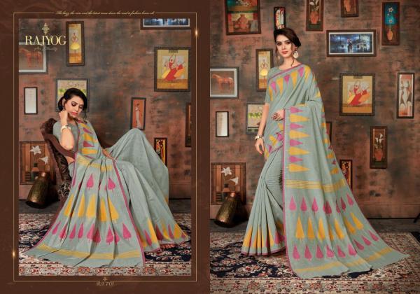 Rajyog Fabrics Asopalav 701-705 Series