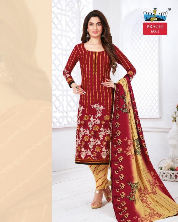 Nagmani Prachi Vol-6 6001-6012 Series