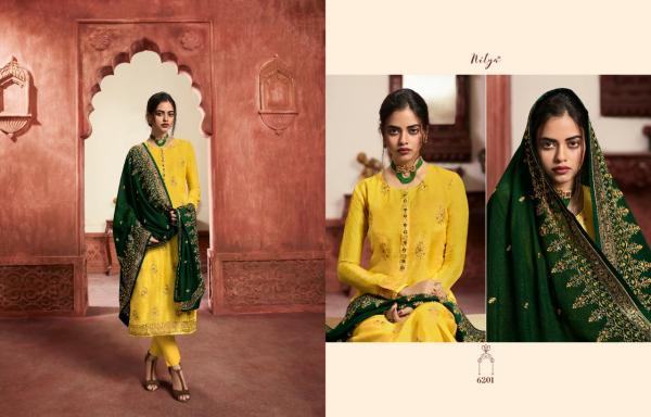 LT Fabrics Nitya 162 6201-6208 Series