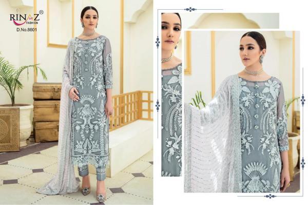 Rinaz Fashion Imrozia Vol-4 8601-8604 Series