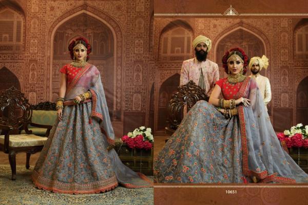 Riddho Fashion Inspire 10651 10658 Series
