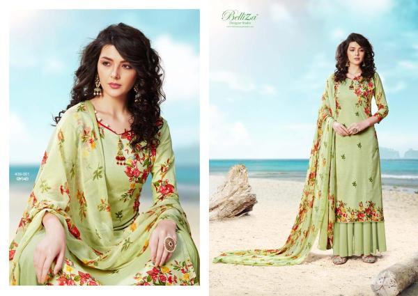 Belliza Designer Nazrana 439-001-439-010 Series