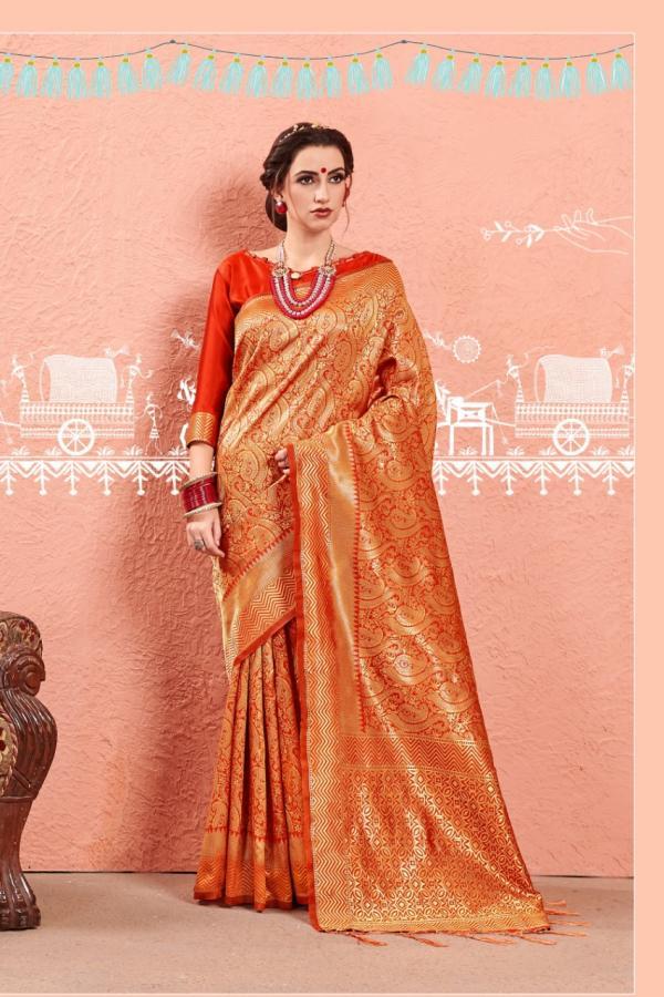 Yadu Nandan Fashions Omnah Vol-4 1001-1009 Series