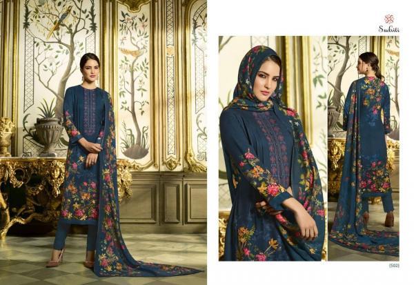 Sahiba Sudriti Peony 502-585 Series