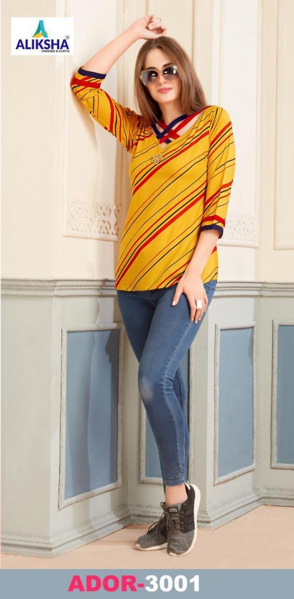 Alishka Fashion Ador Vol-3 3001-3010 Series
