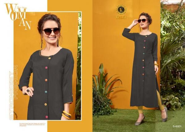 Kalki Fashion Exotic 6001-6008 Series
