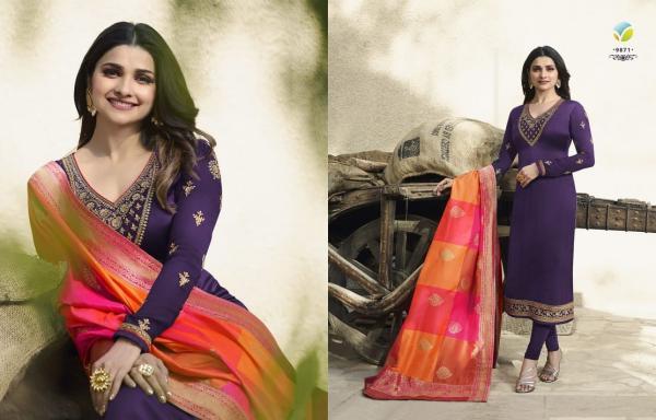 Vinay Fashion Kaseesh Banaras Vol-3 9871-9878 Series