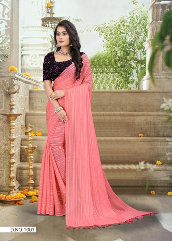 Mansarover Fashion Shivalika Vol-1 1001-1006 Series.
