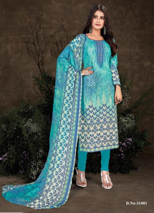 Shiv Gori Silk Mills Punjabi-Kudi Vol-31 31001-31012 Series