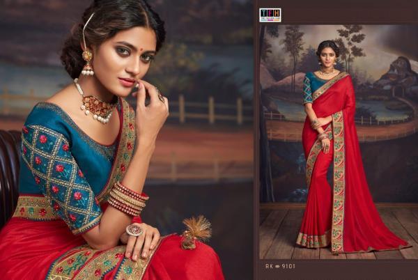 TFH Fashion Rajkumari 9101-9116 Series