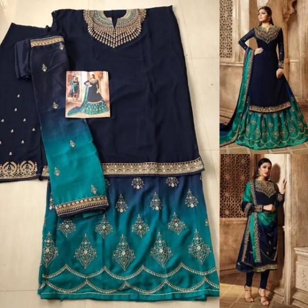 LT Fabrics Nitya 3903 Real Image