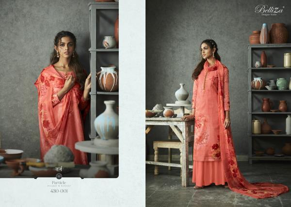 Belliza Designer Nakhshatra 430-001-430-010 Series