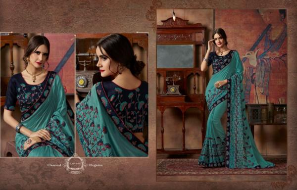 Kessi Fabrics Akshara Vol2 9401-9410 Series
