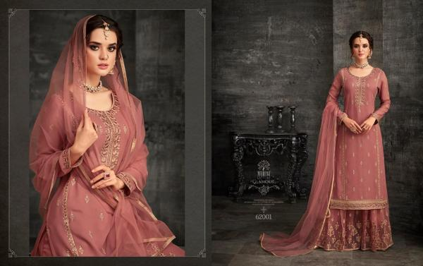 Mohini Fashion Glamour 62 62001-62006 Series