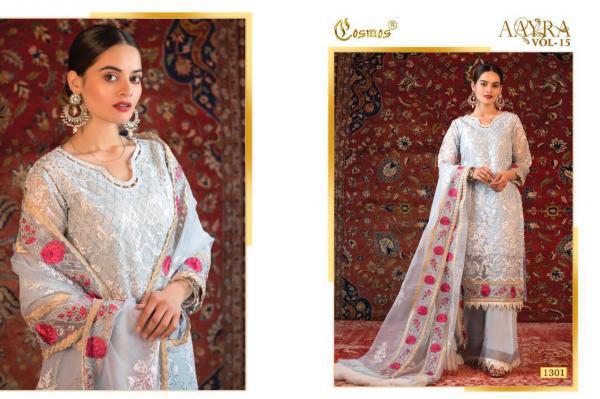 Cosmos Fashion Aayra Vol-15 1301-1306 Series