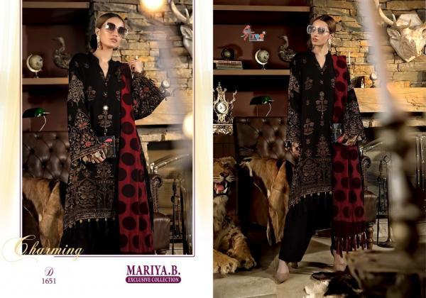 Shree Fabs Mariya B 1651-1656 Series