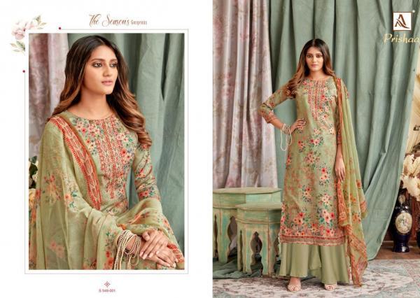 Alok Suit Prisha 459-001-459-008 Series