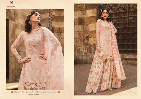 Deepsy Suits Maria B Lawn 2020 521-528 Series