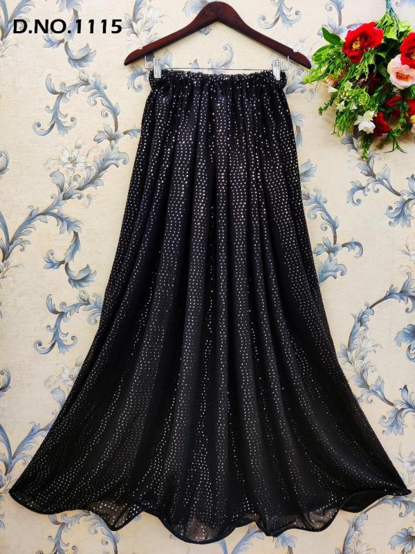 Varni Fabrics Zaira Skirts Vol-4 1115-1119 Series