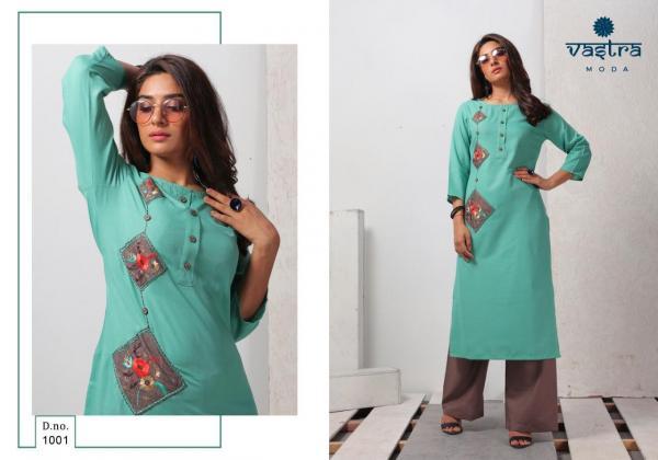 Vastra Moda Fashion Vol-1 1001-1008 Series