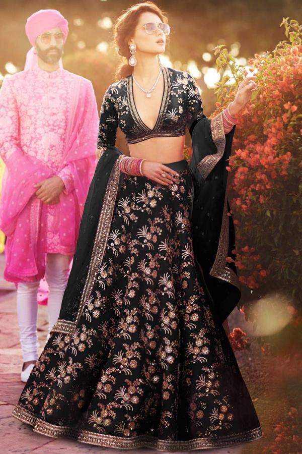 Zeel Wedding Designer Lehenga Choli 7028 Colors