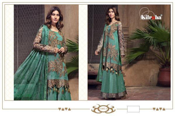 Kilruba Jannat Attraction 11002 Colors Suits