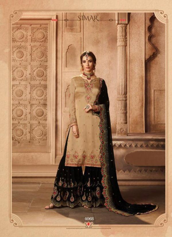 Glossy Simar Hidayat 4068-4075 Series
