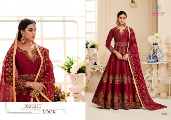 Arihant Designer Ayana 40001-40004 Series