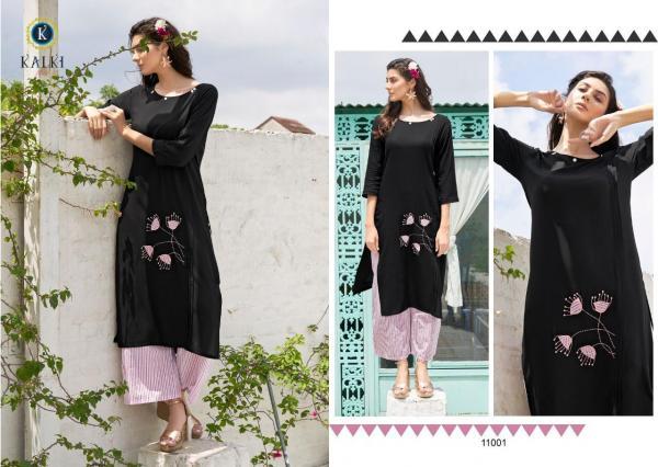 Kalki Fashion Mirow Vol-4 11001-11006 Series