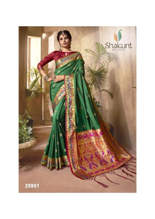 Shakunt Ratnani 25951-25956 Series