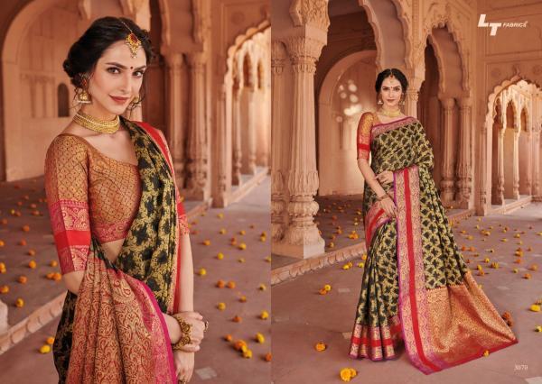 LT Fabrics Ekanshi 3070-3079 Series