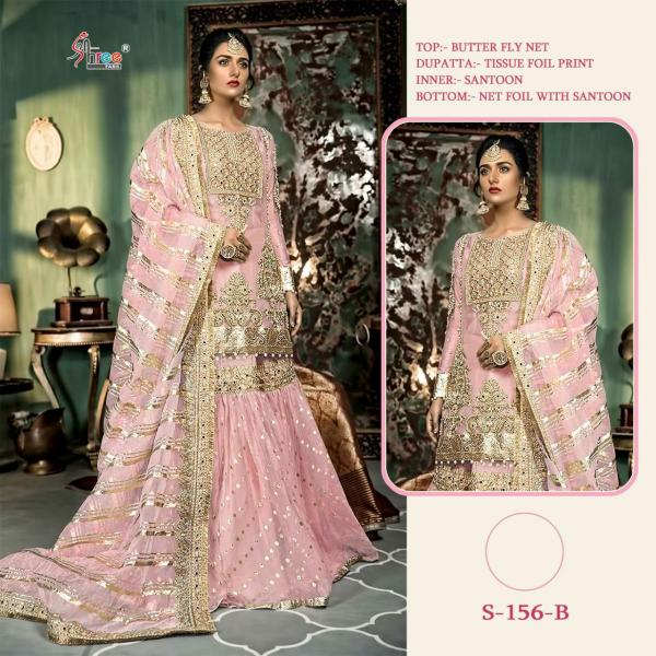 Shree Fabs S-156 New Colors