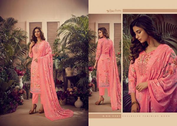 Shree Shalika Fashion Vol-60 2201-2208 Series