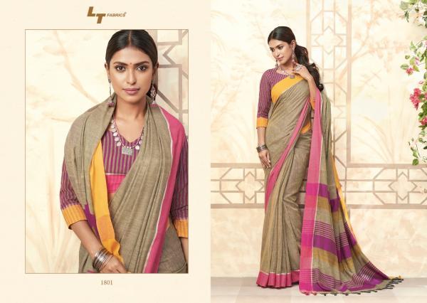 LT Fabrics Linen Silk 1801-1810 Series