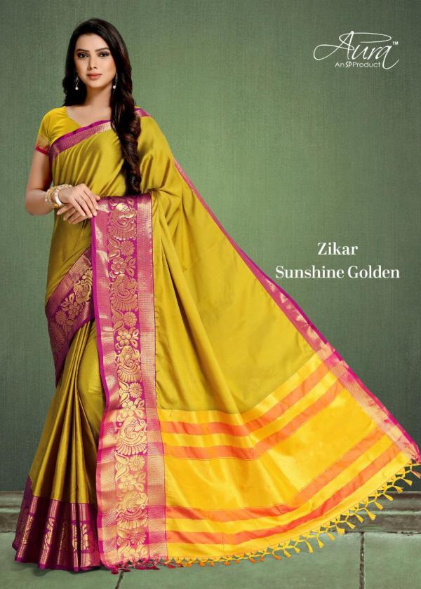 Aura Saree Zikra Colors