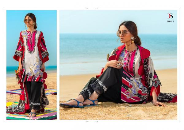 Deepsy Suits Muzlin Vol-6 5011-5016 Series