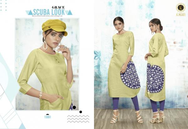 Kalki Fashion Smoke 15001-15007 Series