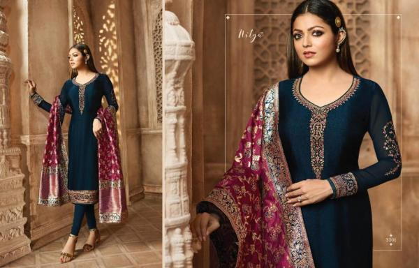 LT Fabrics Nitya Vol-135 3501-3509 Series