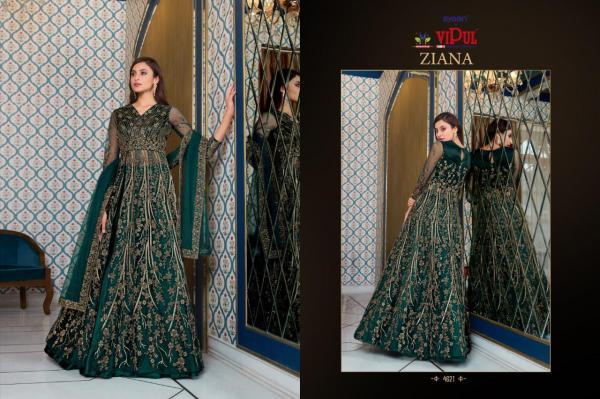 Vipul Fashion Ziana 4621-4629 Series