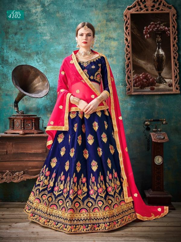 Sanskar Style Barfi 4102-4107 Series