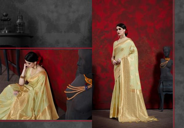 Yadu Nandan Fashion Umber Silk Vol-1 4001-4004 Series