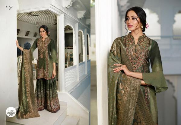 LT Fabrics Nitya Arunima 101-106 Series